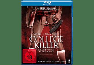 College Killer Blu-ray