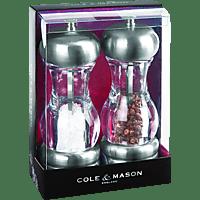 COLE & MASON H304498P Saturn Salz-/Pfeffermühle
