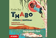 Thabo - Detektiv & Gentleman. Die Krokodil-Spur - (CD)