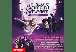 Die Vampirschwestern 3. Das Original-Hörspiel zum Film  - (CD)