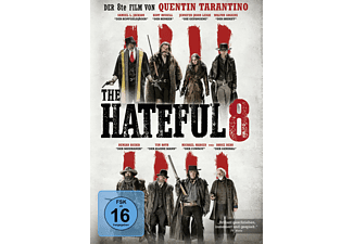 The Hateful 8 DVD