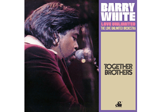 Barry White - Together Brothers  - (CD)