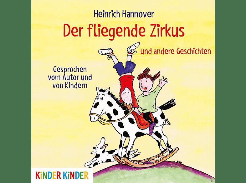 Heinrich Hannover - Der fliegende Zirkus und andere Geschichten - (CD)
