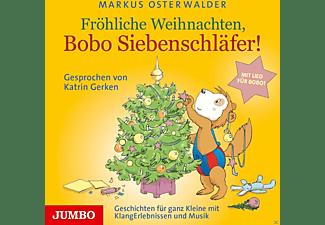 Fröhliche Weihnachten, Bobo Siebenschläfer!  - (CD)
