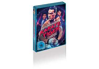 Karate Tiger - Uncut (Limited Steelbook Edition exklusiv bei Media Markt) Blu-ray