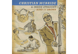Christian McBride - Kind Of Brown (2 x 180gr LP)  - (Vinyl)