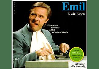 Steinberger Emil - E Wie Essen  - (CD)