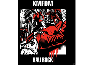 KMFDM - Hau Ruck  - (CD)