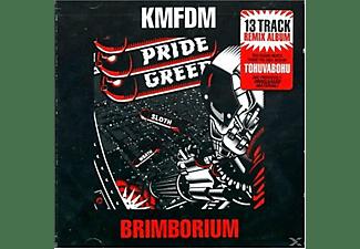 KMFDM - Brimborium  - (CD)