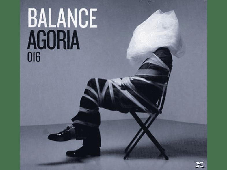 Agoria & Various - Balance 016 [CD]