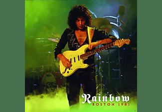 Rainbow - Boston 1981  - (CD)