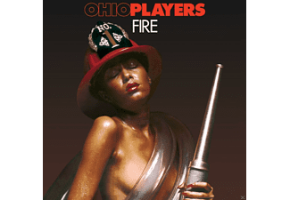 The Ohio Players - Fire  - (CD)