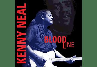 Kenny Neal - Bloodline  - (CD)
