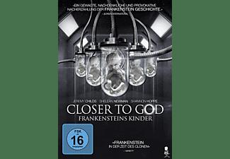 Closer to God - Frankensteins Kinder DVD