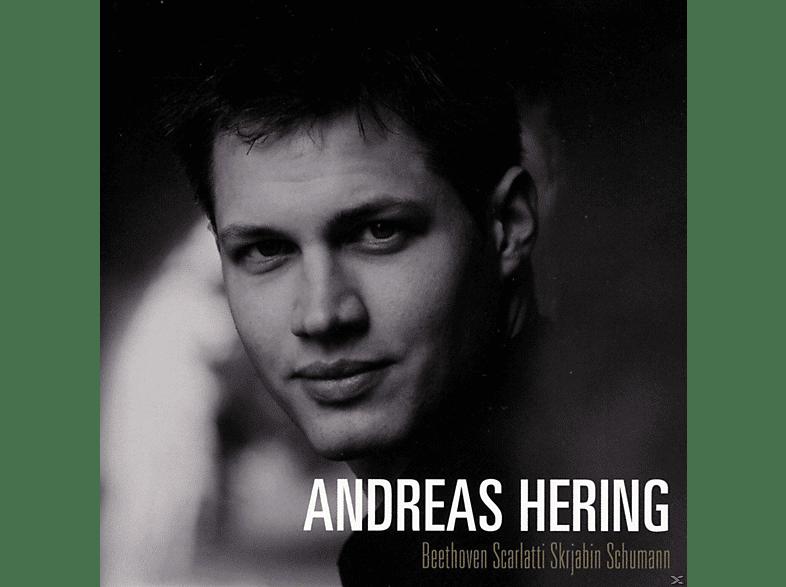 Andreas Hering - Beethoven-Scarlatti-Skrjabin-Schumann [CD]