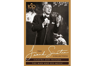 Frank Sinatra - Sinatra & Friends+A Man And His Music  - (DVD)