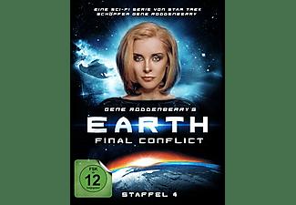 Gene Roddenberry's Earth:Final Conflict - Staffel 4 DVD