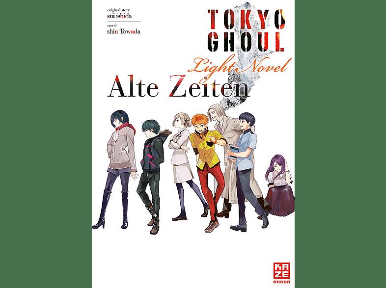 Tokyo Ghoul: Alte Zeiten