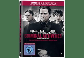 Criminal Activities - Lasst das Verbrechen den Verbrechern Blu-ray + DVD