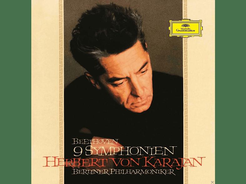 Berliner Philharmoniker - 9 Sinfonien [Blu-ray Audio]