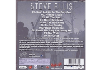 Steve Ellis - Ten Commitments  - (CD)