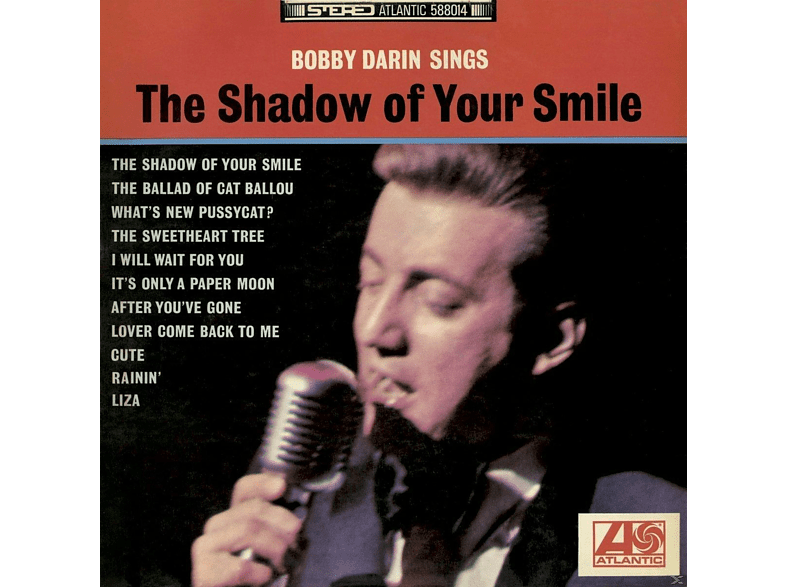 Bobby Darin - Sings The Shadow Of Your Smile (+Bonus) [CD]