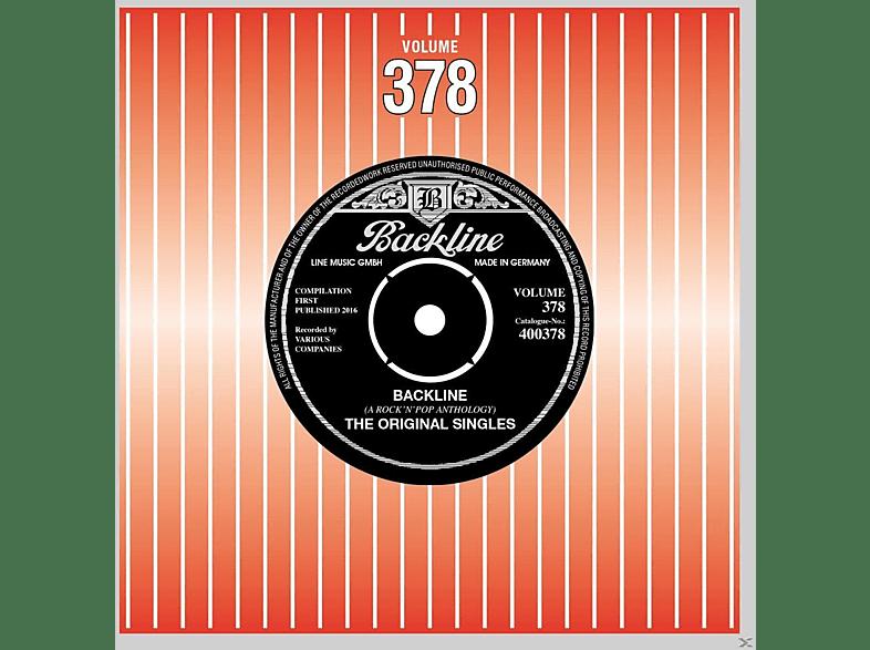 VARIOUS - Backline Vol.378 [CD]