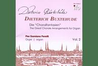 Peretti Damiano Pier - Die Choralfantasien Vol.2 [CD]