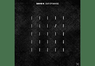 David K - OUT OF RANGE  - (Vinyl)
