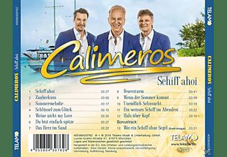 Calimeros - Schiff Ahoi  - (CD)
