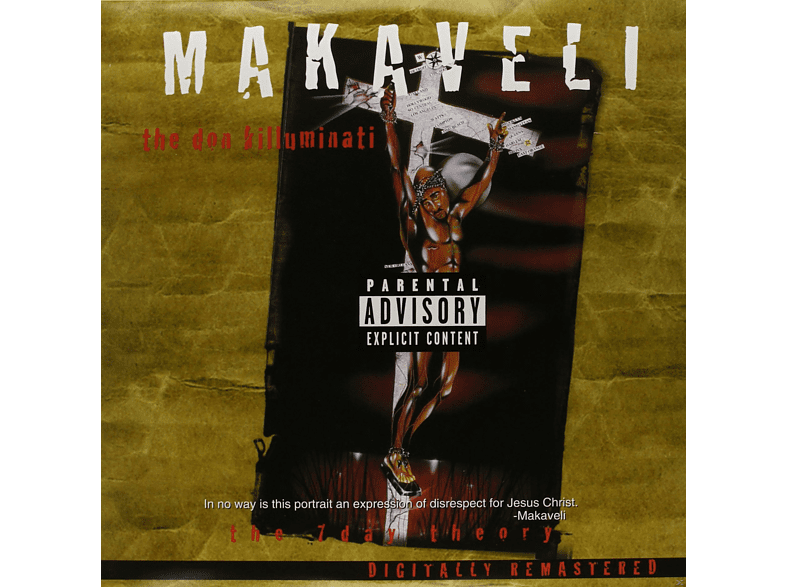 2Pac - THE 7 DAY THEORY (EXPLICIT VERSION) [Vinyl]