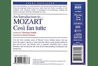 David Timson - Introduction To Cosi Fan Tutte - (CD)