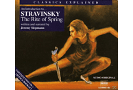 VARIOUS, Jeremy Siepmann - An Introduction To..Sacre Du - (CD)