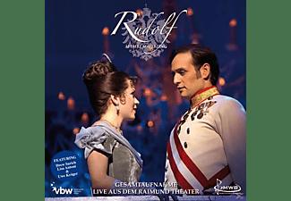 Original Cast Wien - Rudolf Affaire Mayerling-Das Musical  - (CD)