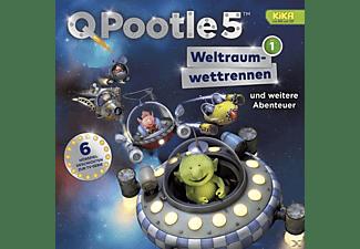 Q Pootle 5 (tv-hörspiel) - 01: Weltraumwettrennen/+  - (CD)