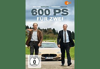 600 PS für zwei DVD