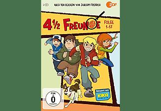 4 1/2 Freunde (Folge 1 - 13) DVD