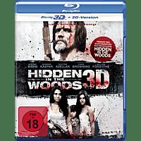 Hidden in the Woods [3D Blu-ray (+2D)]