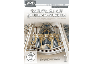 Bachwerke auf Silbermann-Orgeln, Vol. 1 DVD