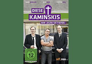 Diese Kaminskis - Wir legen Sie tiefer! DVD