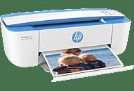 HP DeskJet 3720 Tintenstrahl 3-in-1 Multifunktionsdrucker WLAN