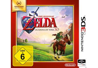 The Legend of Zelda: Ocarina of Time 3D (Nintendo Selects) - [Nintendo 3DS]