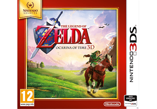 The Legend of Zelda: Ocarina of Time 3D (Nintendo Selects) für Nintendo 3DS