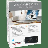 HAUPPAUGE WinTV-HVR-935HD Hybrid TV Tuner, Schwarz