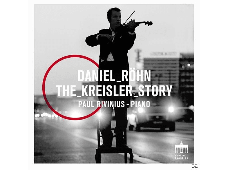 Daniel Rohn - The Kreisler Project [CD]