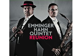 Emminger Hahn Quintet - Reunion - (CD)