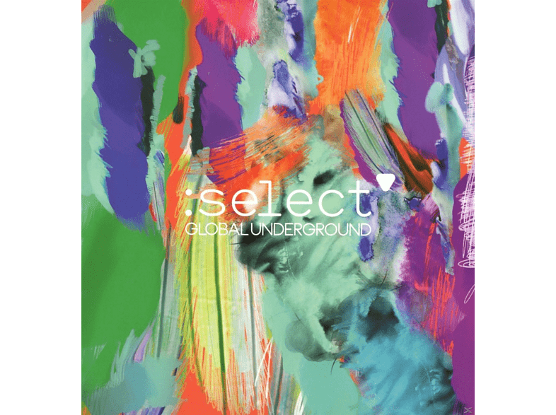 VARIOUS - Global Underground:Select [CD]