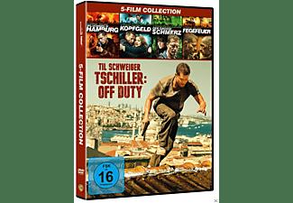 TATORT Boxset: TATORT mit Til Schweiger (1-4) + Tschiller: Off Duty DVD
