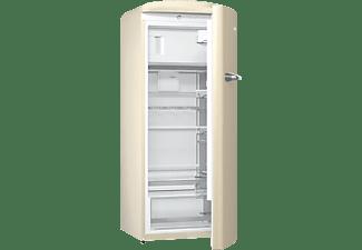 GORENJE ORB153C Kühlschrank (E, 1540 mm hoch, Creme)