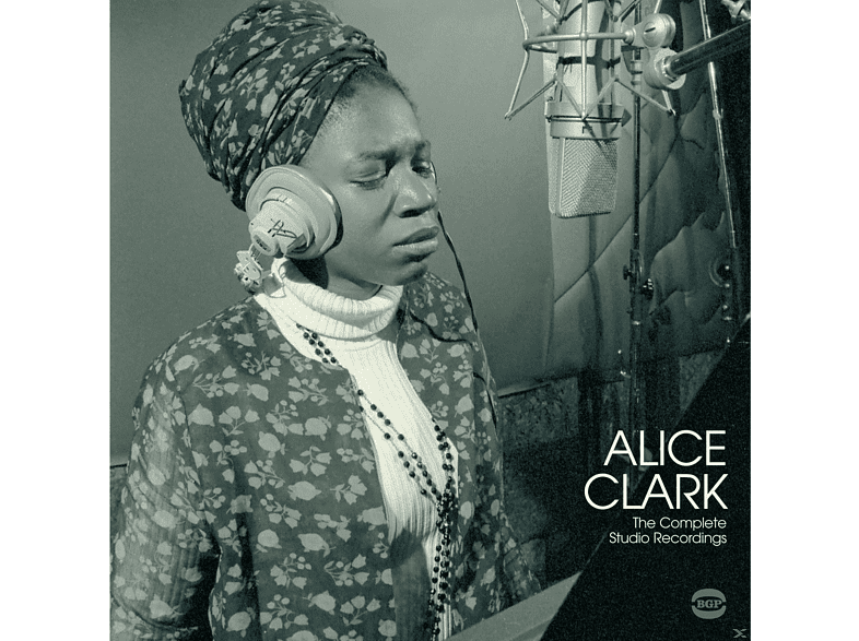 Alice Clark - The Complete Studio Recordings (180 Gr.White Viny [Vinyl]